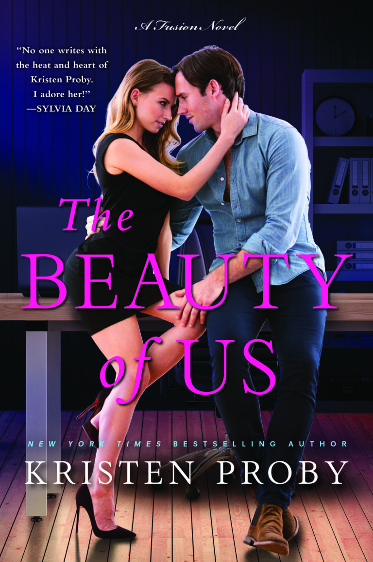 Cover Reveal: The Beauty of Us by Kristen Proby