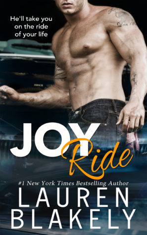 Release Day and Giveaway: Joy Ride by Lauren Blakely