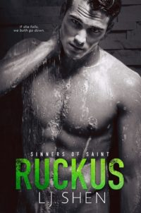 Cover Reveal: Ruckus by L.J. Shen