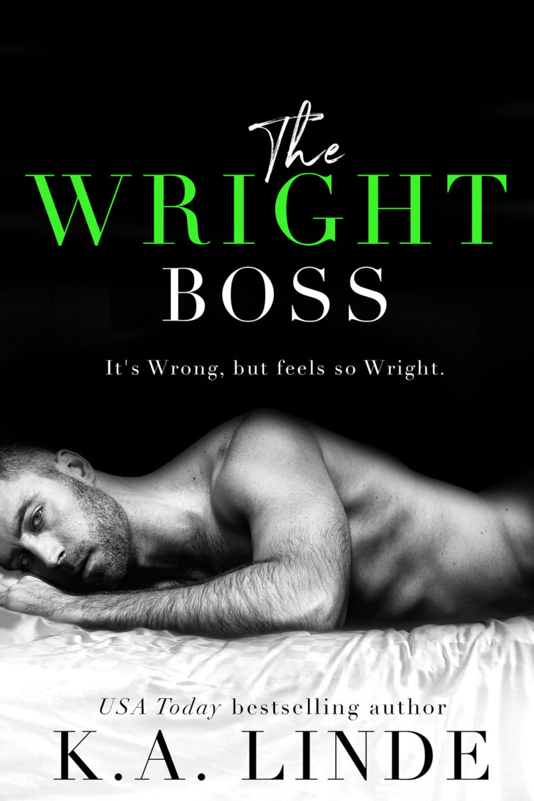 Release Day: The Wright Boss by K.A. Linde