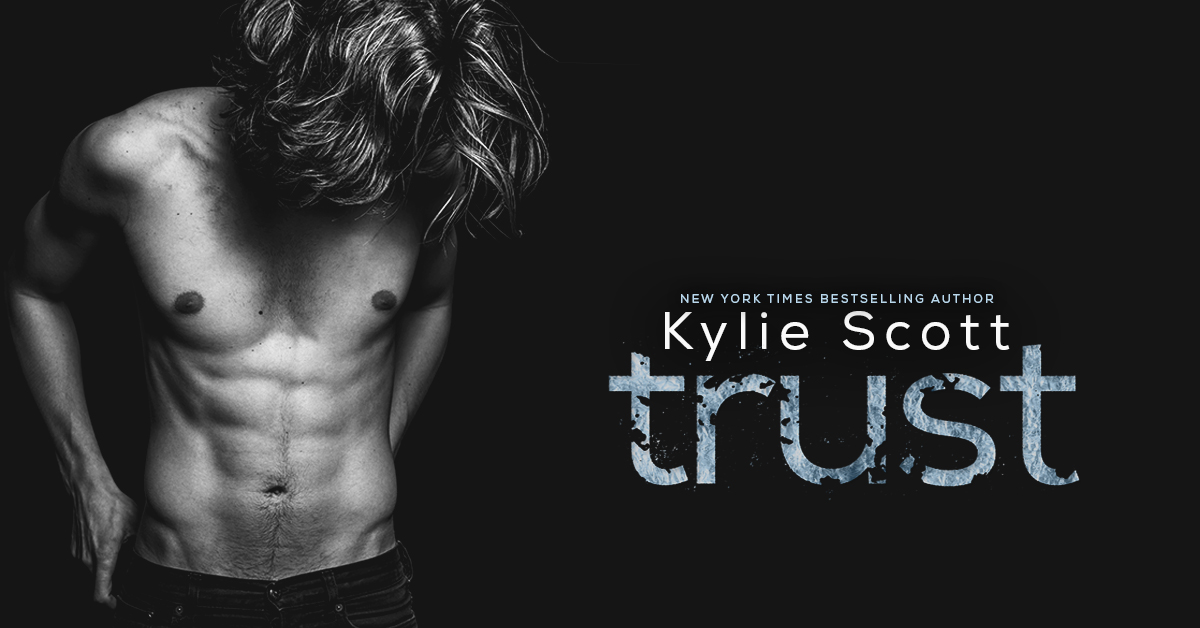 Cover Reveal: Trust by Kylie Scott