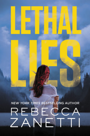 Q and A with Rebecca Zanetti Author of Lethal Lies + Giveaway
