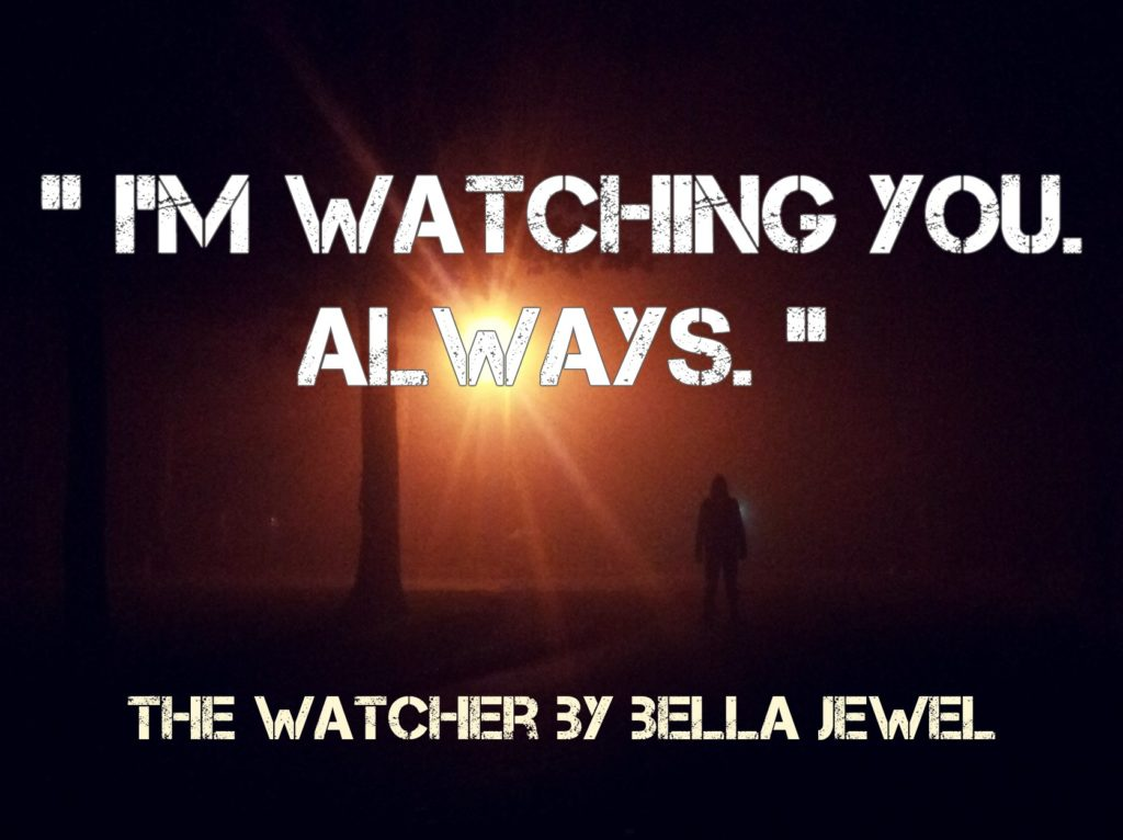 Review: The Watcher by Bella Jewel - A Fortress of Books