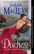 ARC Review: The Day of the Duchess by Sarah Maclean