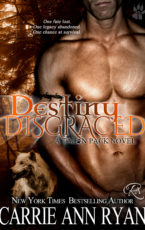 Cover Reveal: Destiny Disgraced by Carrie Ann Ryan