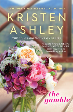 New Paperback Editions of The Gamble, Sweet Dreams, and Lady Luck by Kristen Ashley