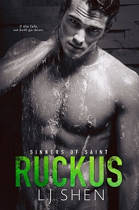 Review: Ruckus by LJ Shen