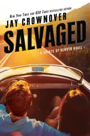 Excerpt and giveaway: Salvaged by Jay Crownover