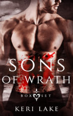 Release Blitz and Giveaway: Sons of Wrath Box Set by Keri Lake