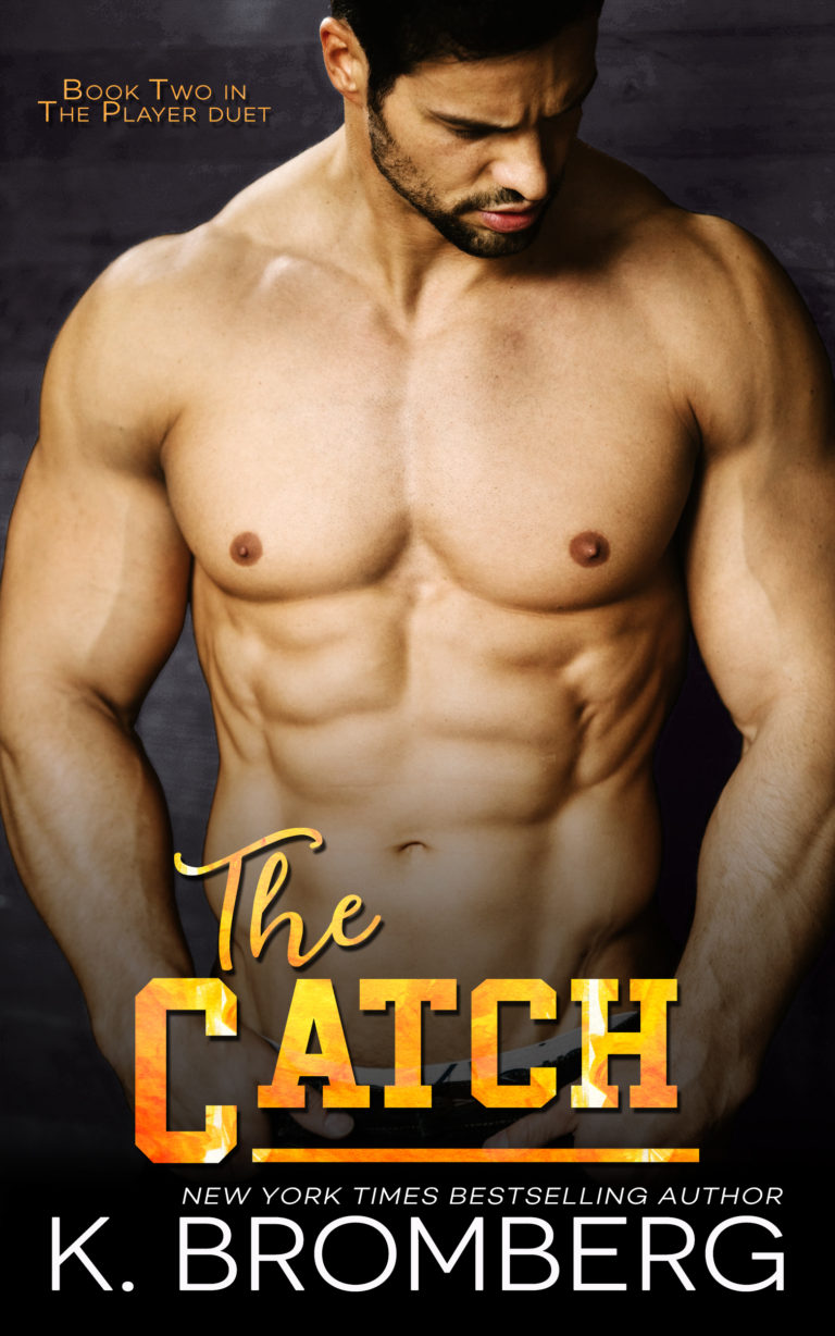 Release Blitz: The Catch by K. Bromberg