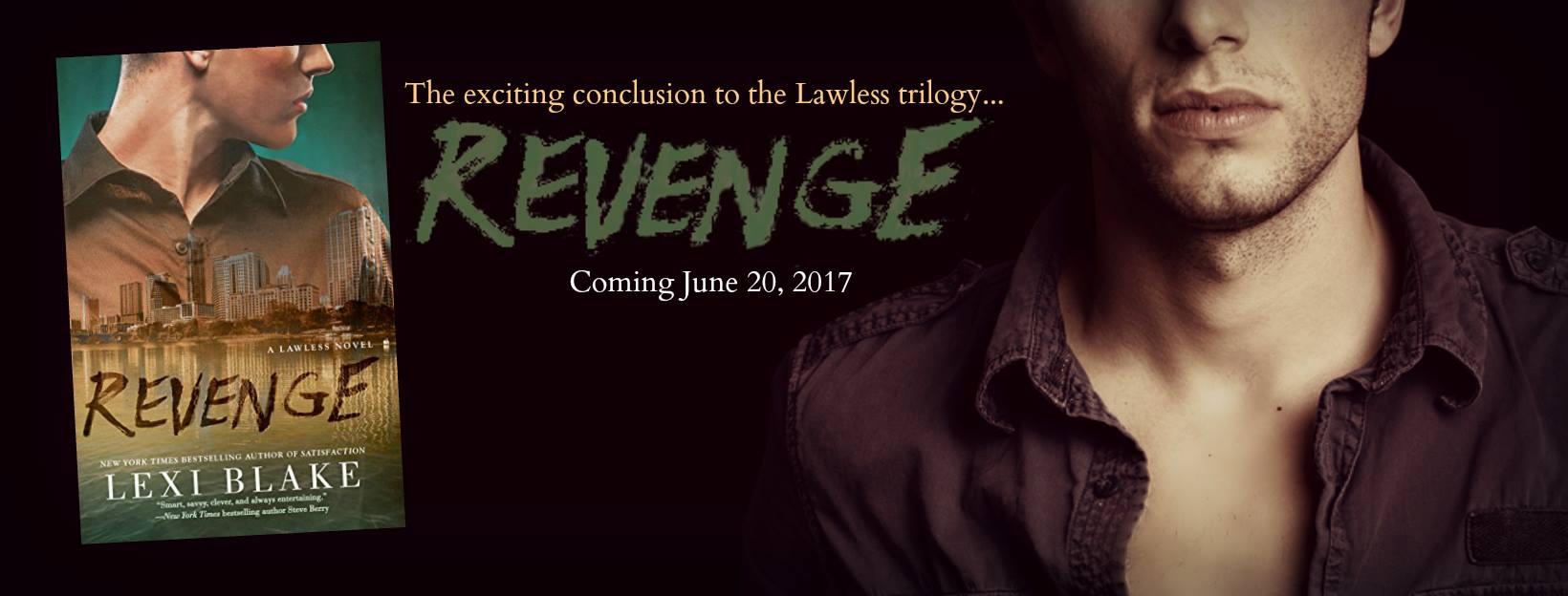 Excerpt: Revenge by Lexi Blake