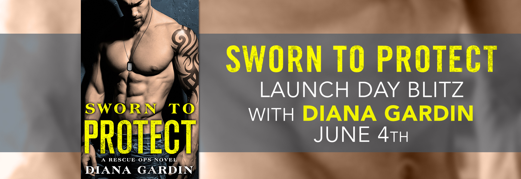 Sworn to Protect by Diana Gardin Review, Excerpt and Giveaway