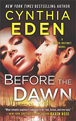 Review and Giveaway: Before the Dawn by Cynthia Eden