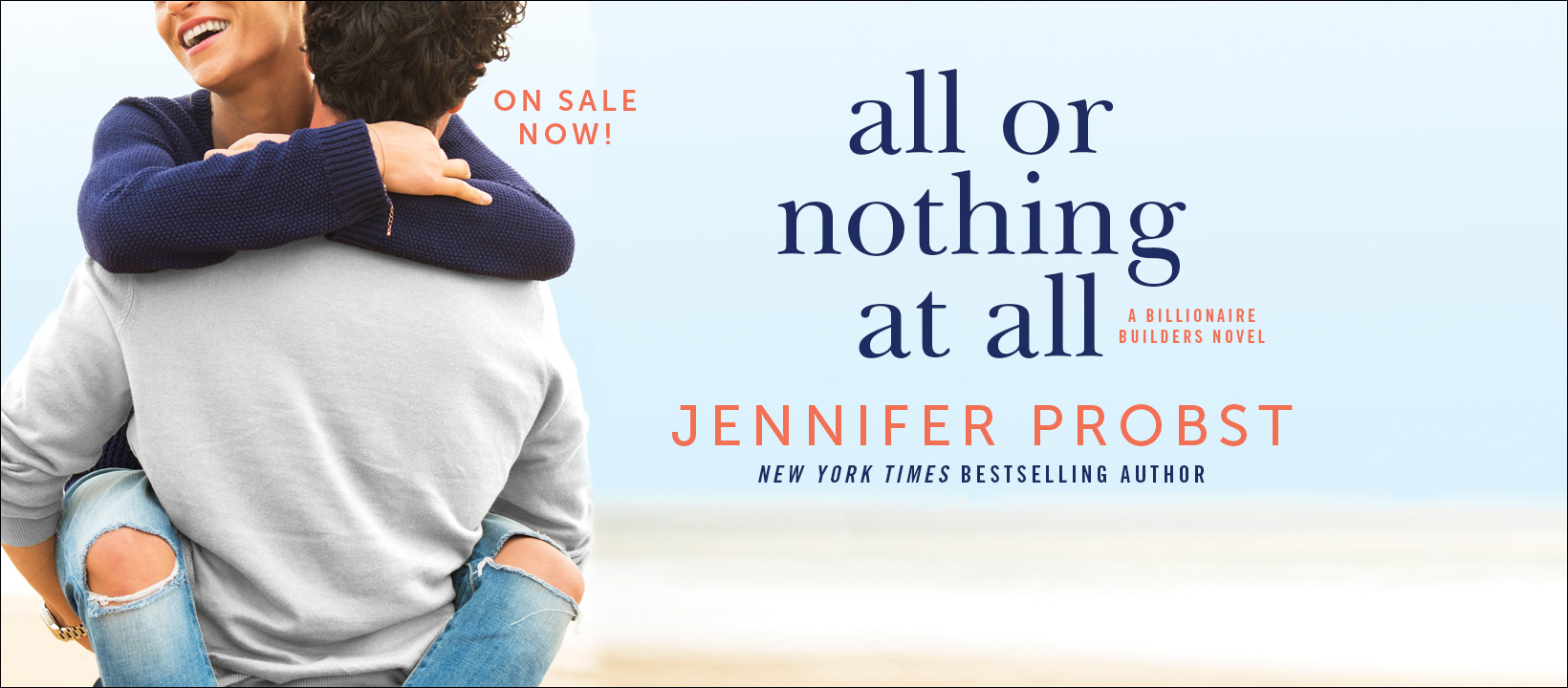 Review: All or Nothing by Jennifer Probst