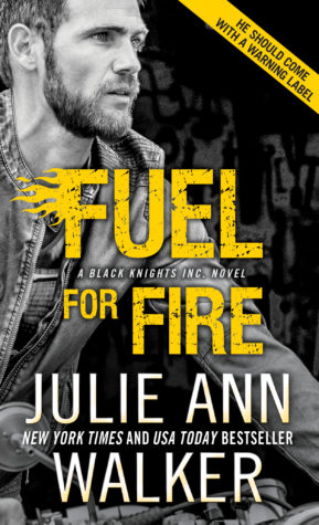 On Tour: Fuel for Fire by Julie Ann Walker and a giveaway