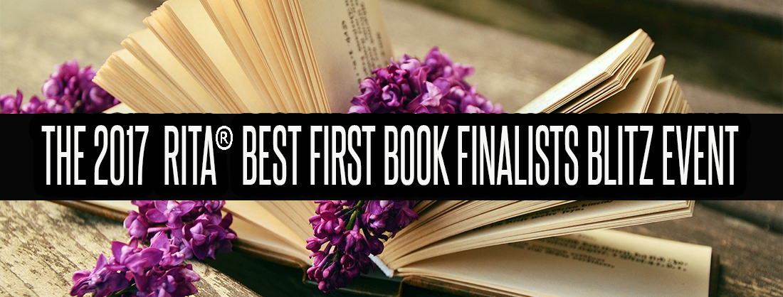 Meet the 2017 RITA 'Best First Book' Finalists and a giveaway