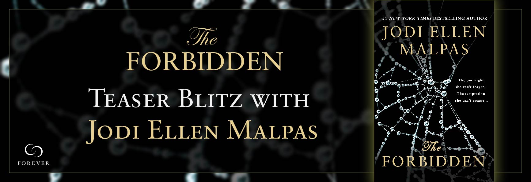 Teaser and Giveaway: The Forbidden by Jodi Ellen Malpas