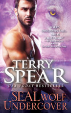 Guest Post with Author of SEAL Wolf Undercover, Terry Spear SEAL and giveaway