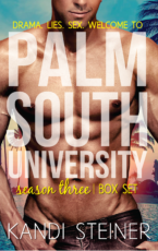 Release Day: Palm South University Season 3 by Kandi Steiner