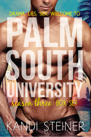 Release Day: Palm South University Season 3 by Kandi Steiner