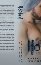 Cover Reveal: Hooked by Karla Sorensen & Whitney Barbetti