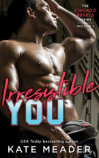 Excerpt: Irresistible You by Kate Meader and giveaway