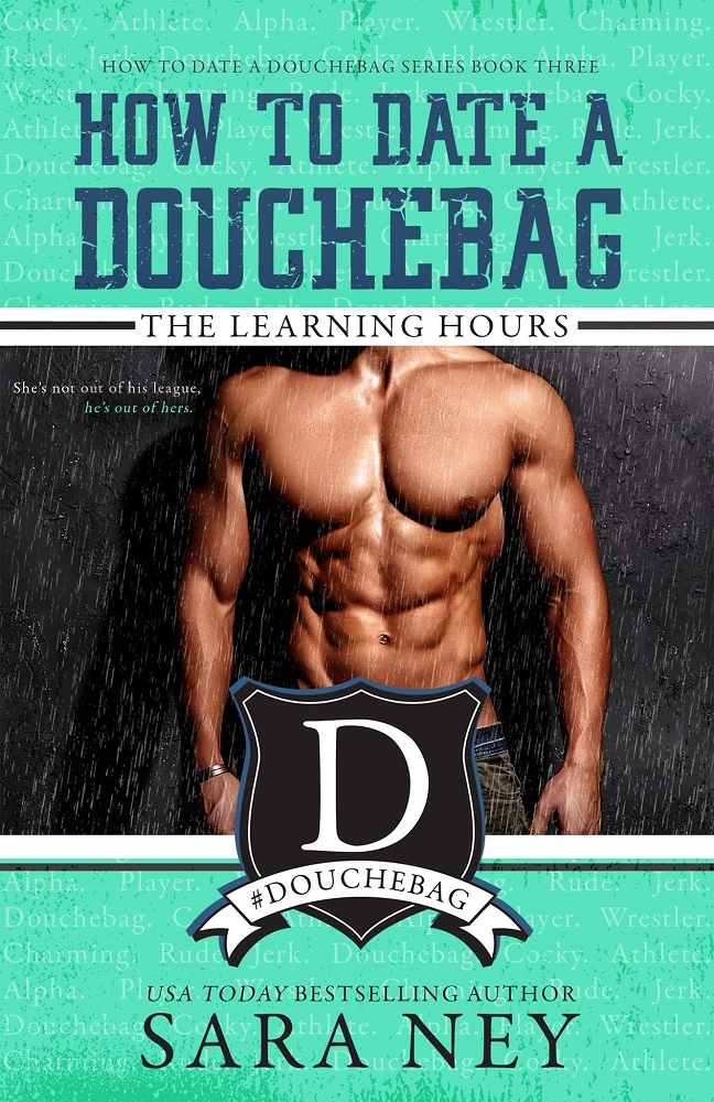 Cover Reveal & Excerpt: The Learning Hours by Sara Ney