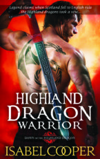 Excerpt: Highland Dragon Warrior by Isabel Cooper