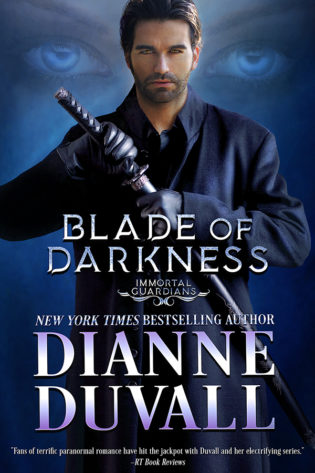 Release Day: Blade of Darkness by Dianne Duvall