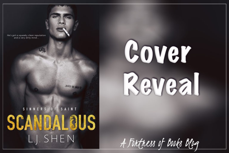 Cover Reveal: Scandalous by LJ Shen