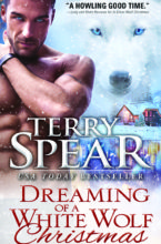 Excerpt: Dreaming of a White Wolf Christmas by Terry Spear