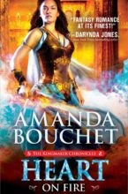 Blog Tour: Heart on Fire by Amanda Bouchet