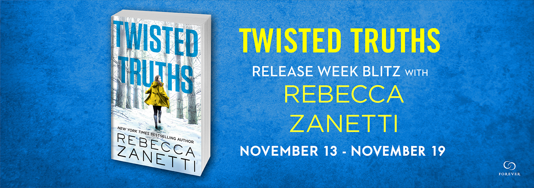 Excerpt and Playlist: Twisted Truths by Rebecca Zanetti