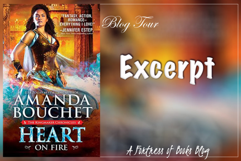 Blog Tour: Heart on Fire by Amanda Bouchet