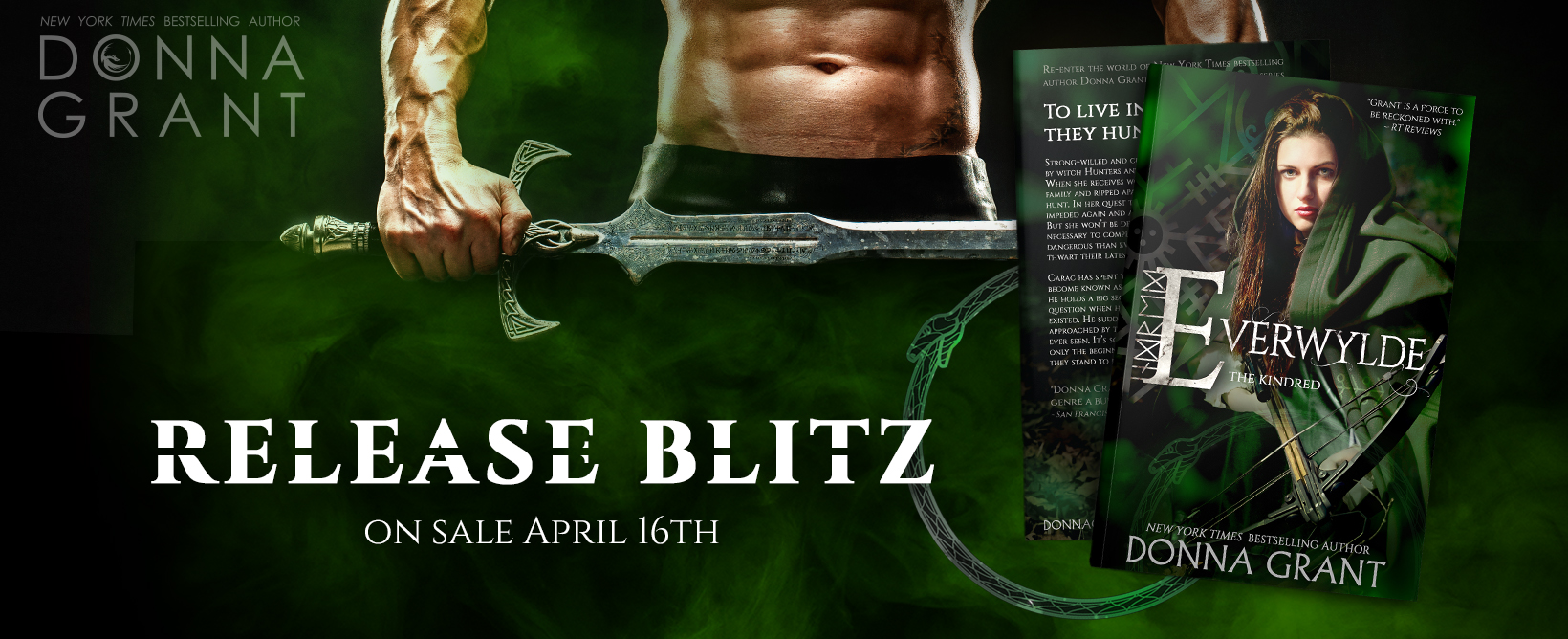 Release Day: Everwylde by Donna Grant