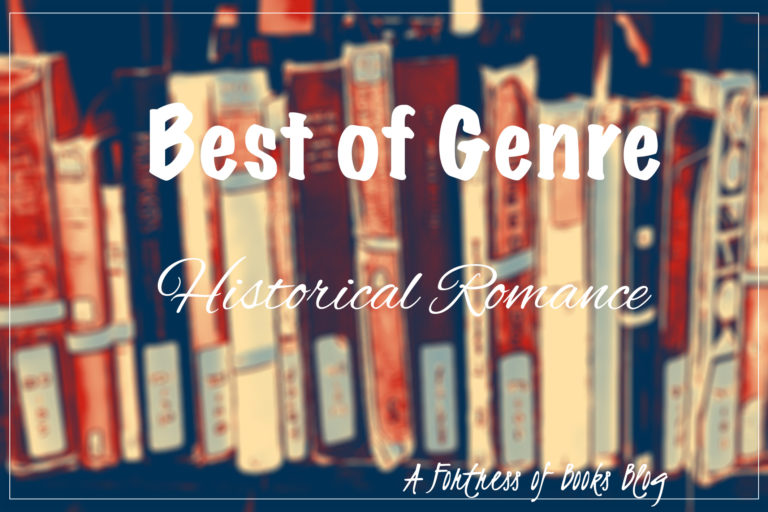 Best of Genre: Historical Romance