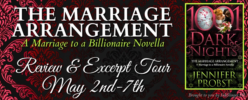 Review: The Marriage Arrangement by Jennifer Probst