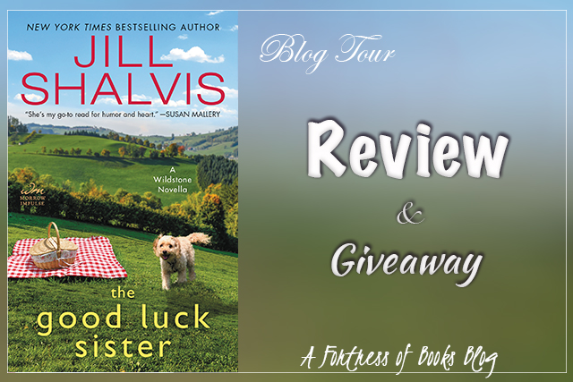 Review and Giveaway: The Good Luck Sister by Jill Shalvis
