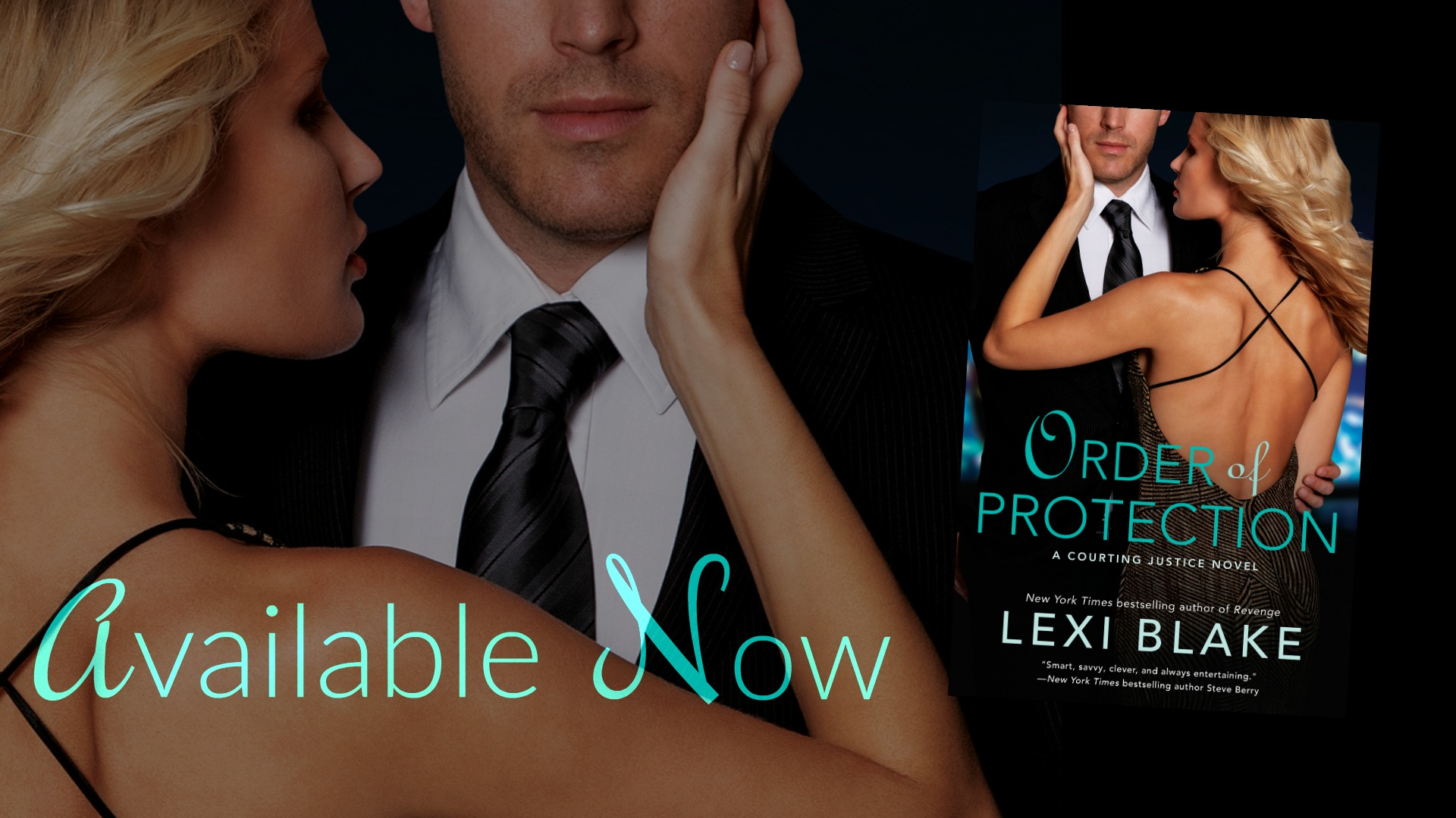 Release Day: Order of Protection by Lexi Blake