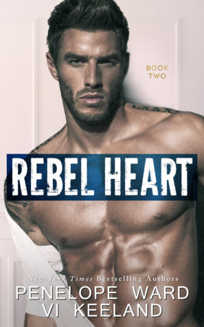 Release Day: Rebel Heart by Penelope Ward and Vi Keeland