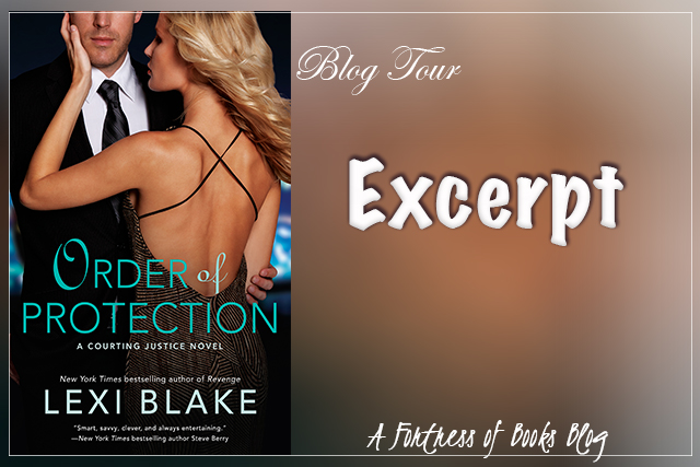 Excerpt: Order of Protection by Lexi Blake