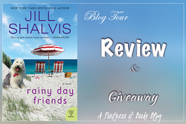 Review: Rainy Day Friends by Jill Shalvis