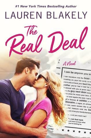 Release Day Blitz: The Real Deal by Lauren Blakely