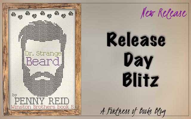 Release Day: Dr. Strange Beard by Penny Reid