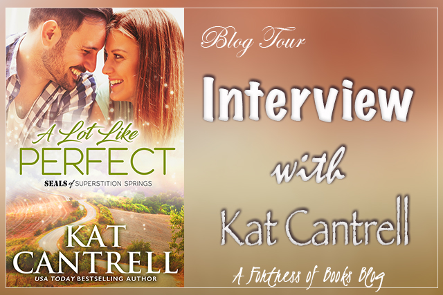Interview with Kat Cantrell and giveaway