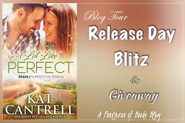 Release Day and Giveaway: A Lot Like Perfect by Kat Cantrell
