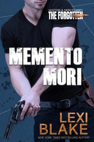 Release Day: Memento Mori by Lexi Blake