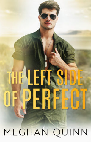 Excerpt: The Left Side of Perfect by Meghan Quinn