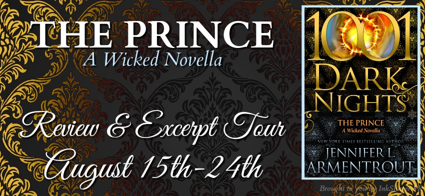 Review and Excerpt: The Prince by Jennifer L. Armentrout