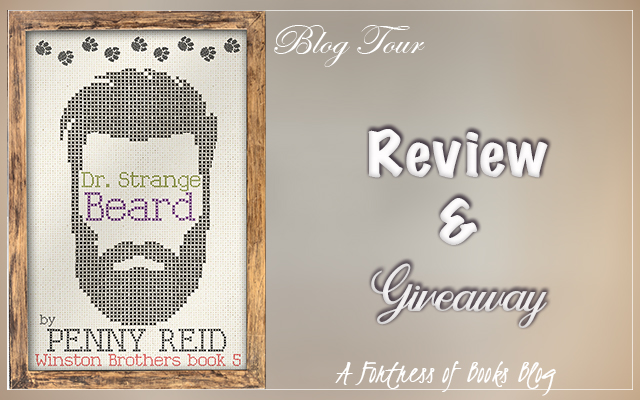 Review and Giveaway: Dr. Strange Beard by Penny Reid